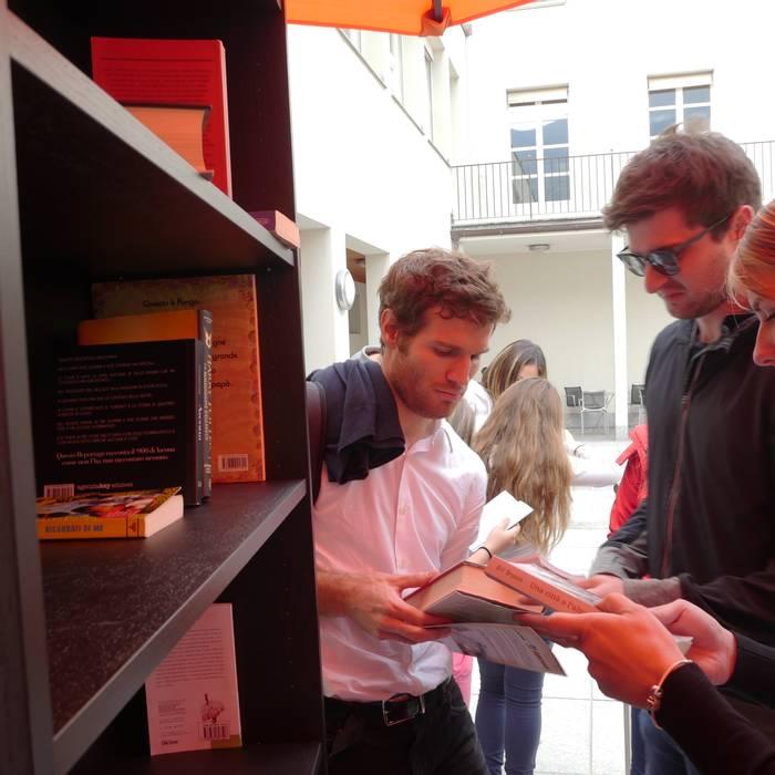 Il bookcrossing