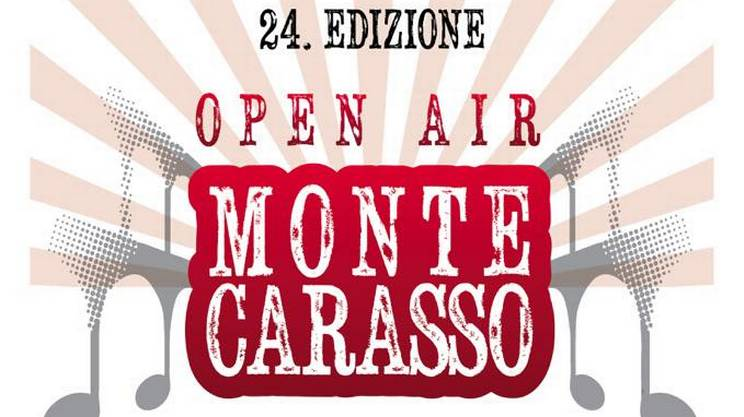 Rete Tre all'Open Air Monte Carasso