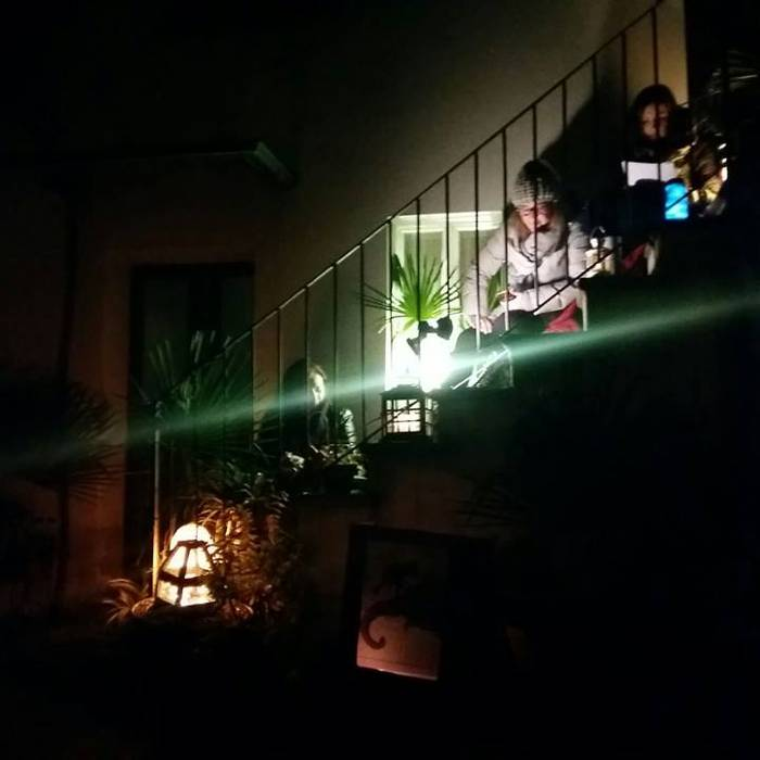 Notte del racconto, Arbedo