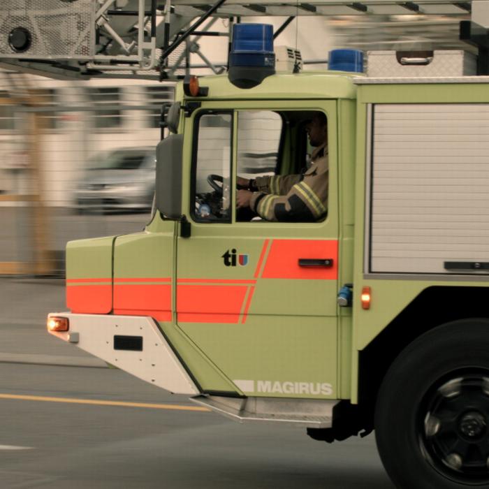 La RSI alla giornata di porte aperte per i 50 anni dei Pompieri di Lugano
