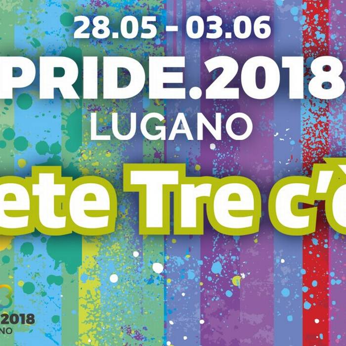 RIVIVI IL PRIDE 2018 LUGANO CON RETE TRE