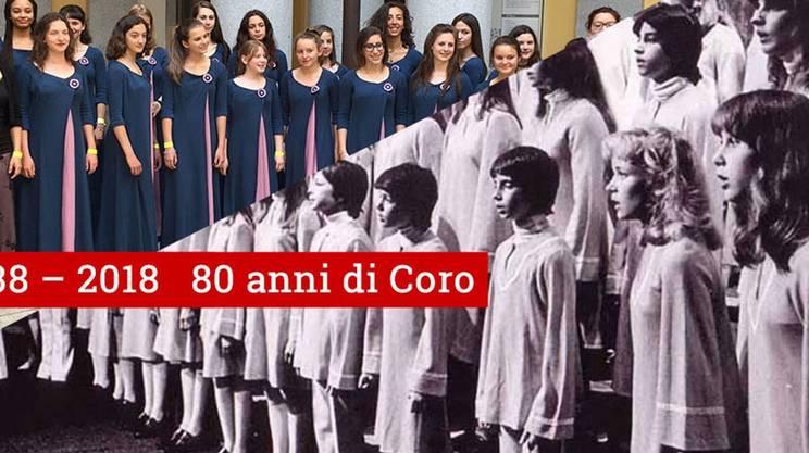 I Cantori della Turrita festeggiano 80 anni