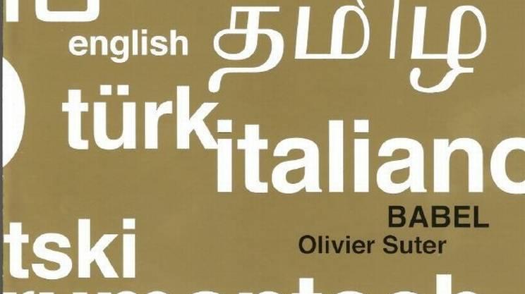 Babel l'istallazione di Olivier Suter arriva nella Svizzera Italiana