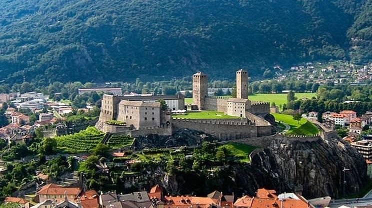 Giornate Unesco ai Castelli di Bellinzona