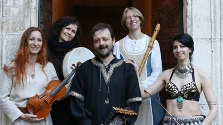 Greensleeves in concerto