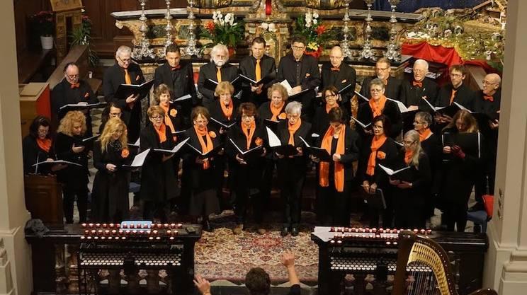 Kolping-Singers in concerto