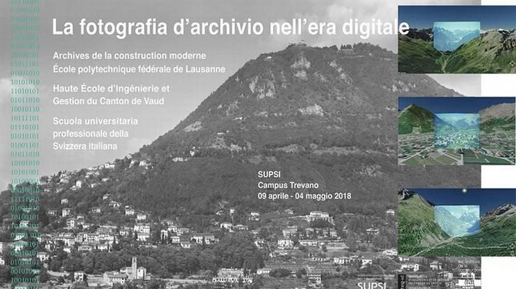 La fotografia d'archivio nell'era digitale