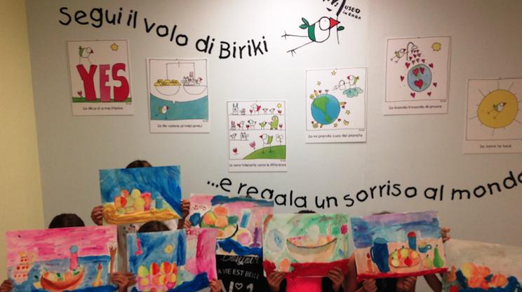 Atelier al Museo in Erba