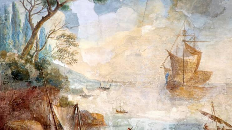 """Carlo Storni (1738-1806) Pittore e """"coloraro"""" svizzero a Roma"""