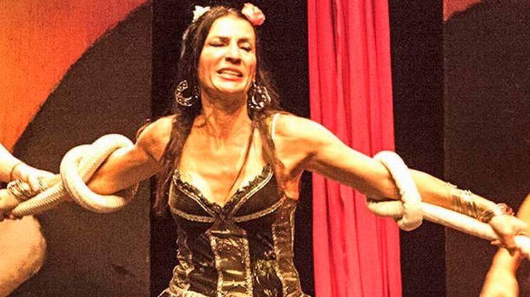 "Tour europeo di ""Carmen"" del Teatro Blu di Varese"