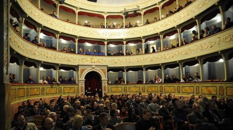 "Mostra ""I teatri raccontano la storia d'Europa"""