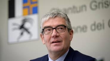 Elezioni 2018 - candidato Jon Domenic Parolini