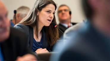 Elezioni 2018 - Le ambizioni del PLR con la capogruppo in GC Vera Stiffler