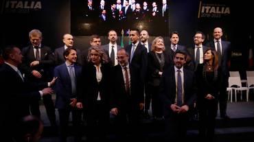 Il movimento Cinque Stelle presenta la squadra di governo