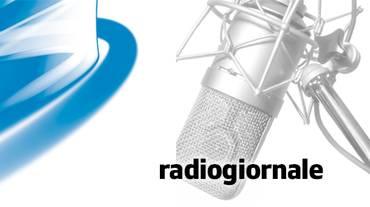 Radiogiornale sera
