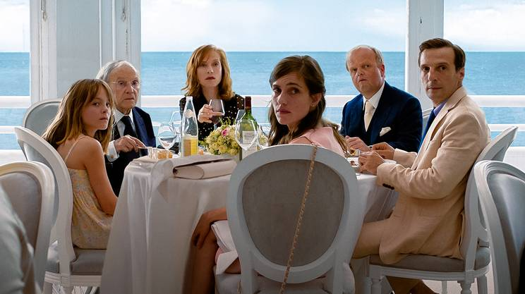 Happy end, del regista Michael Haneke