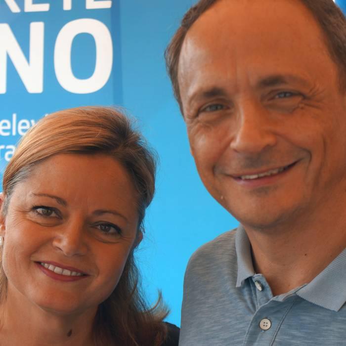 Carla Norghauer e Franco Citterio, Porza, Domenica in comune 04.09.16