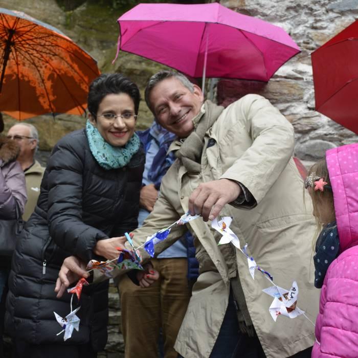 Inaugurazione Mulino Precassino3, Domenica in comune 09.10.16