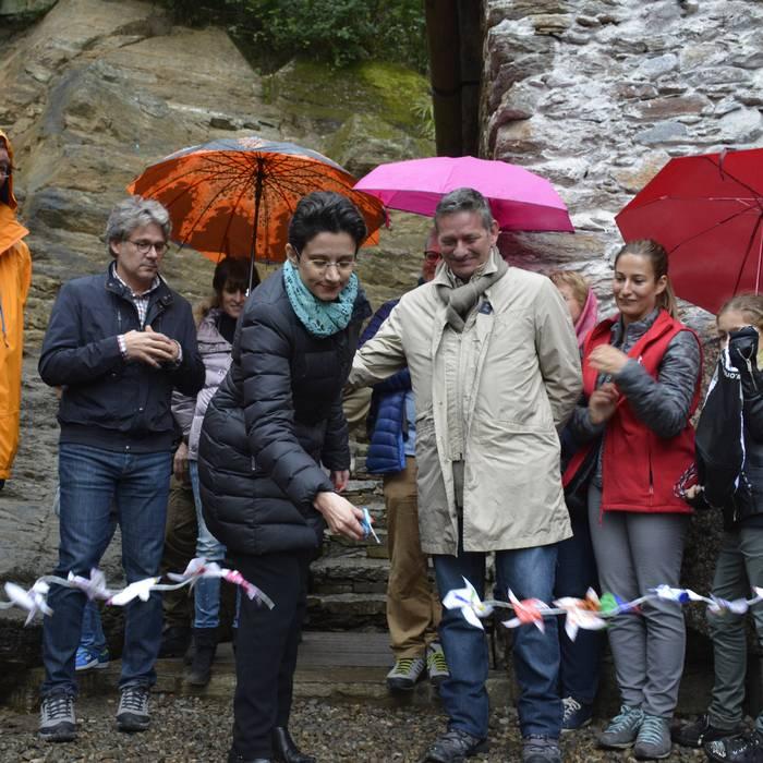 Inaugurazione Mulino Precassino2, Domenica in comune 09.10.16