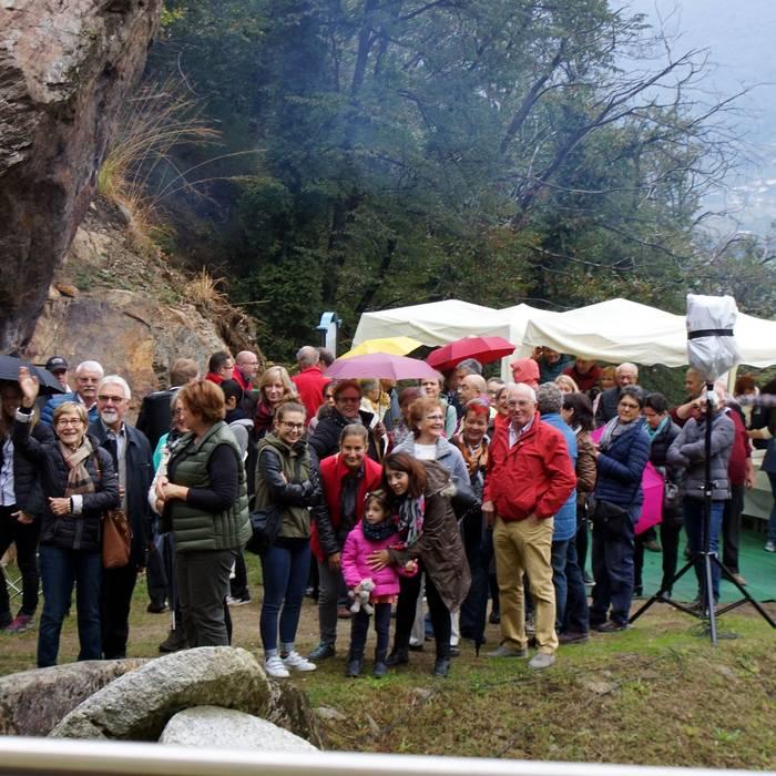 Mulino del Precassino di Cadenazzo7, Domenica in comune 09.10.16