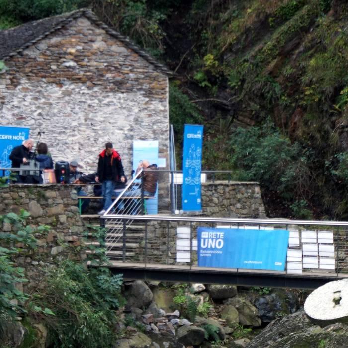 Mulino del Precassino di Cadenazzo2, Domenica in comune 09.10.16