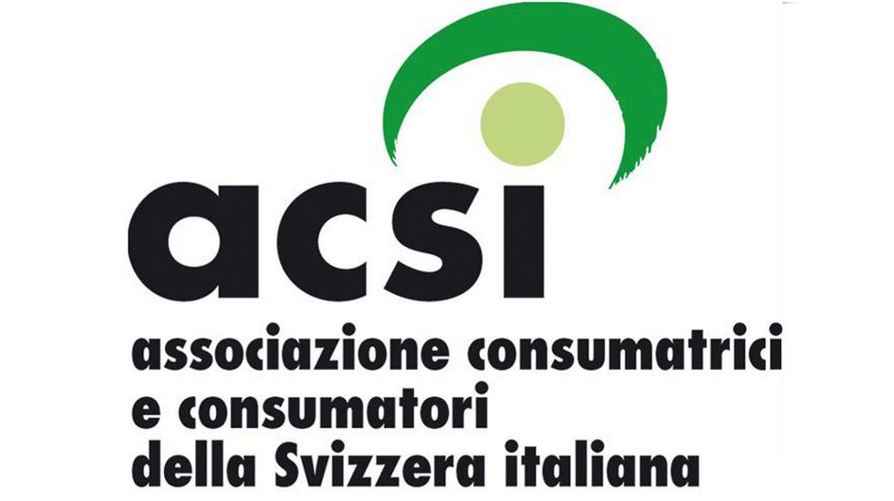 ACSI, l'Associazione consumatrici e consumatori della Svizzera italiana