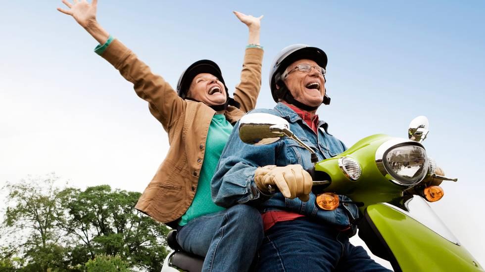 Ridere, Sorridere, Terza età, Relazione di coppia, Felicità