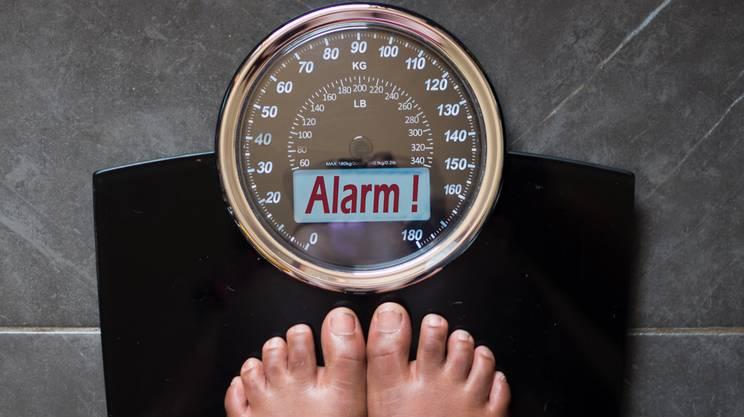 Bilancia, perso, allarme, Sovrappeso, Alimentazione sana