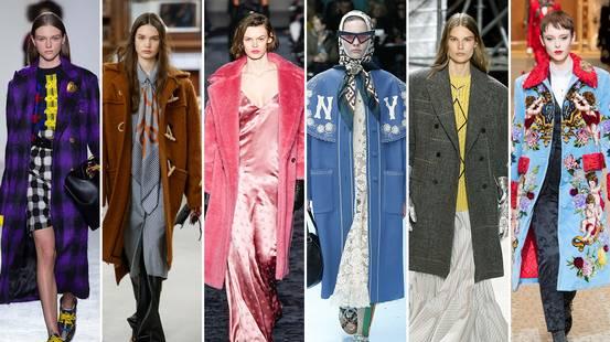 La moda nel guardaroba