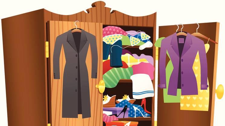 Cappotti, mantelli, soprabiti e paltò nell'armadio