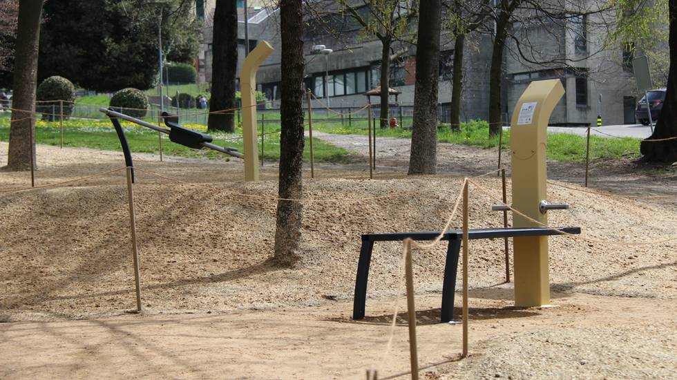 Cardiocentro Fitness Park, Lugano
