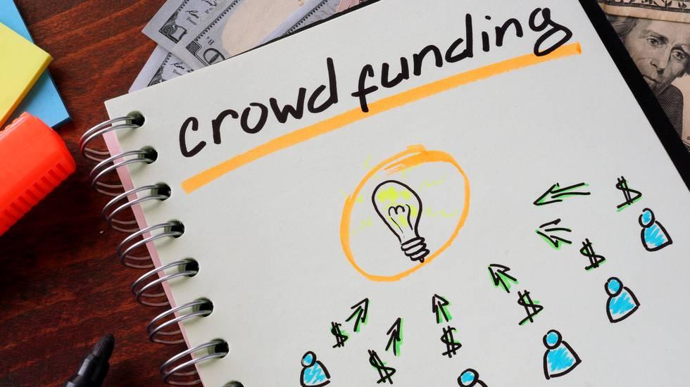 Folla, Crowd funding, Gala di beneficenza, Condividere, Finanza