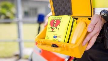 Defibrillatore, Ticino
