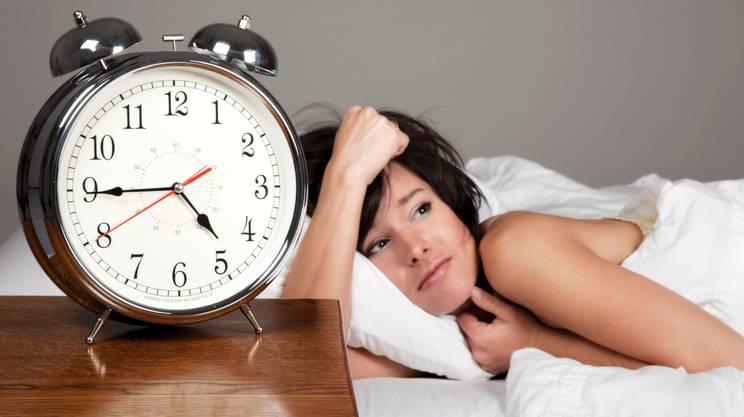 Insonnia, Dormire, Donne, Misuratore del tempo, Orologio sveglia, Letto, Svegliarsi