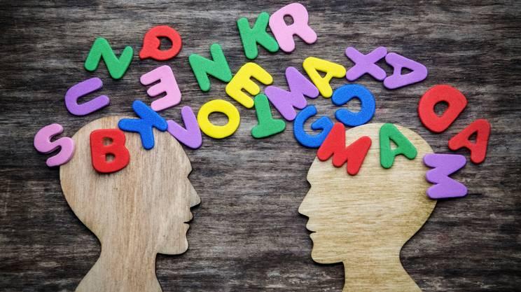 Italiano, scrivere, parlare, Comunicazione, Scambio d'idee