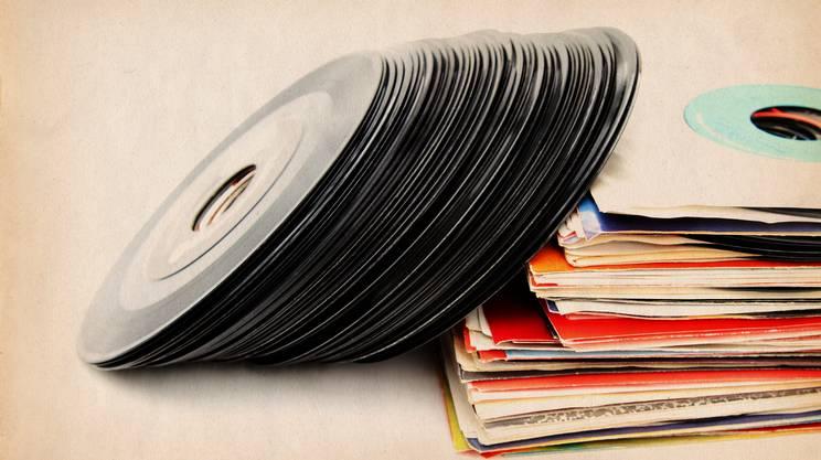 LP, dischi