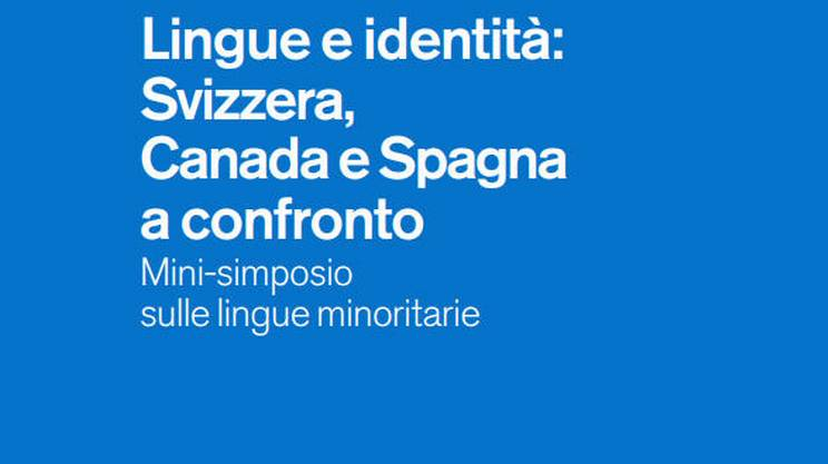 Lingue e identità: Svizzera, Canada e Spagna a confronto