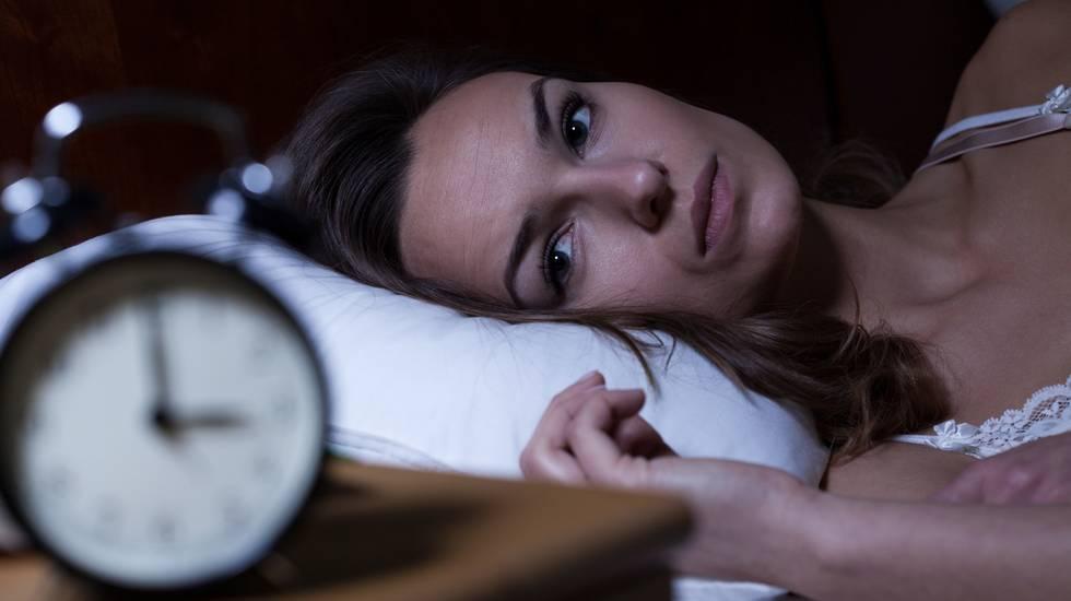 Mal di testa, Insonnia, Donne, Dormire, Solo una donna