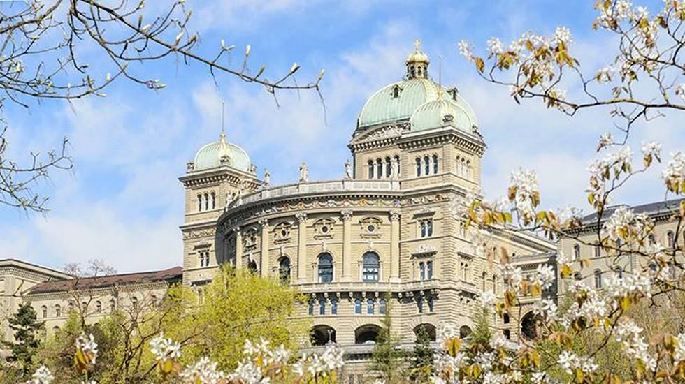 Palazzo Federale Berna
