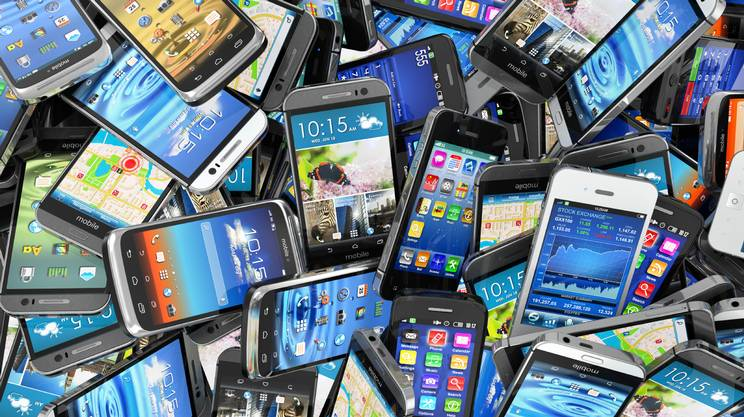 Smartphone, IPhone, Samsung, HTC, cellulare