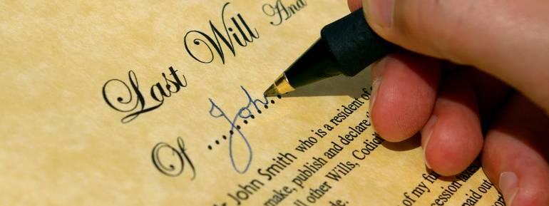 Testamento, Famiglia, Legge, Firmare, Fiducia, Progettare, Documento