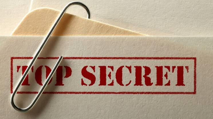 Wikileaks Top Secret, mappaetta, documenti