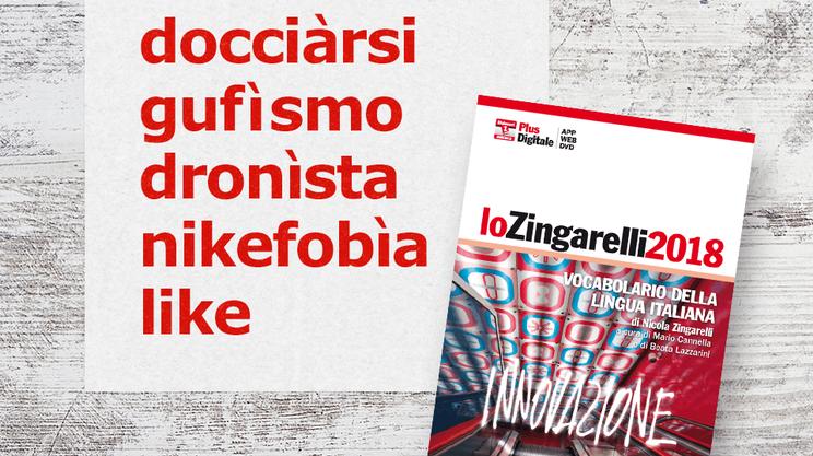 Zingarelli 2018