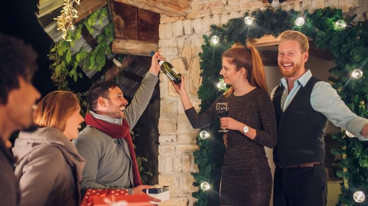 galateo, ospiti, Natale, regali