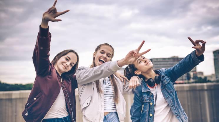 giovani, teenagers