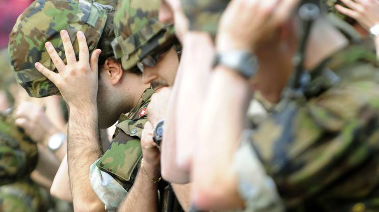 soldati servizio militare