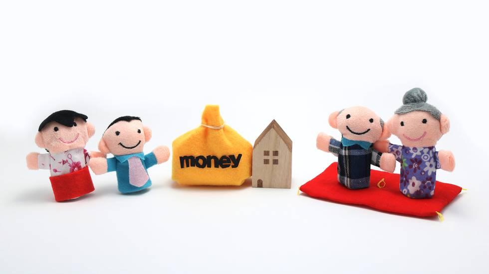 successione, eredità, soldi