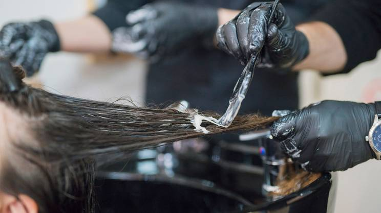 tinture capelli, tingere, parrucchiere