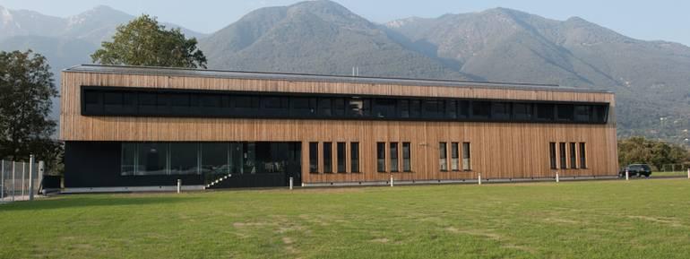 Agroscope, Nuovo Campus Centro di ricerca agronomica, Cadenazzo