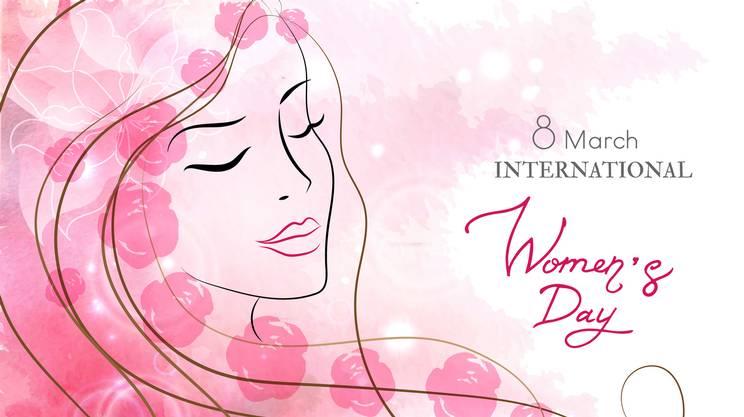 8 marzo, festa della donna, Dipinto ad acquerelli, Estate, Giardino pubblico, Stagione, Testo, fiori, rose
